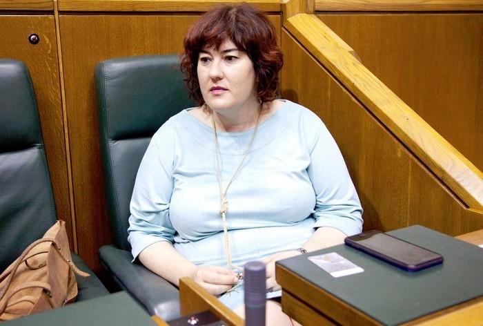 Eva Blanco amurrioarra proposatuko du EH Bilduk Legebiltzarreko Lehen Presidenteordea izateko