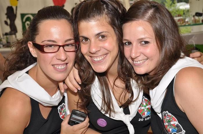 Laudioko Jaiak 2011: Berakatz eguna 1 - 17