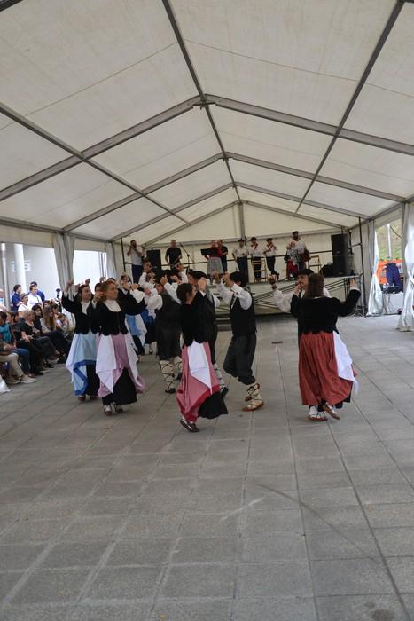Untzueta dantza taldeak 35. urteurrena ospatu zuen atzo - 128