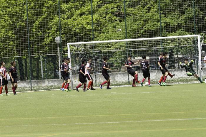 CD Laudioko gazteek lortu dute sailkapena Euskal Ligako play-offak jokatzeko - 49