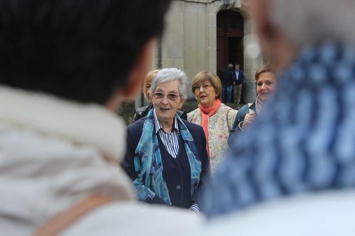 Mariaren Lagundiaren ikastetxeko ateak zabaldu dituzte berriz - 68