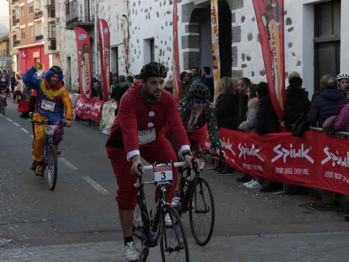 Ander Ganzabalek irabazi du San Silbestre lasterketa jendetsua - 141