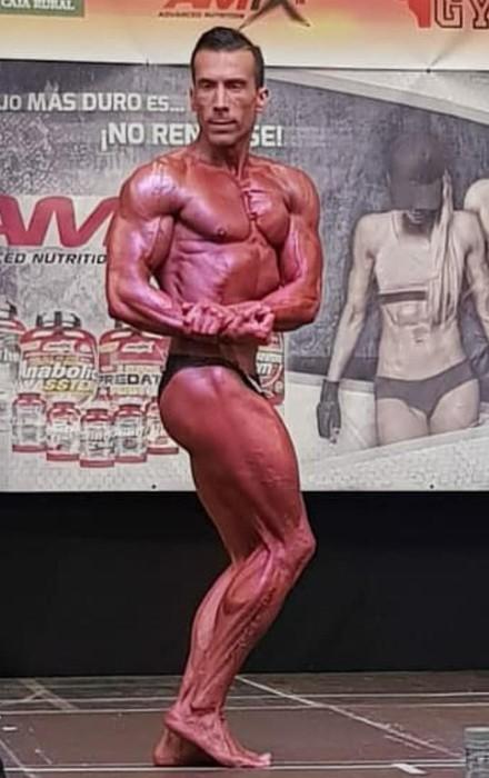 Josu Hernandez laudioarra Espainiar Estatuko Bodybuilding Kopan egongo da hurrengo astean