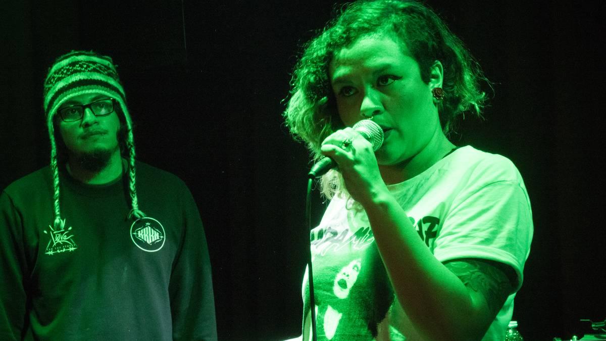 Rap tailerra egingo da Orozkon Rebeca Lane eta La Furiarekin