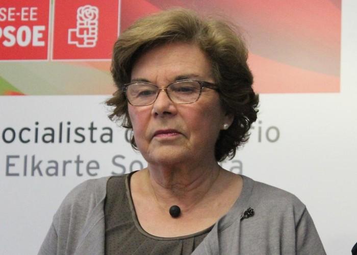 Irene Novales zinegotzi sozialista eta legebiltzarkide ohia hil da