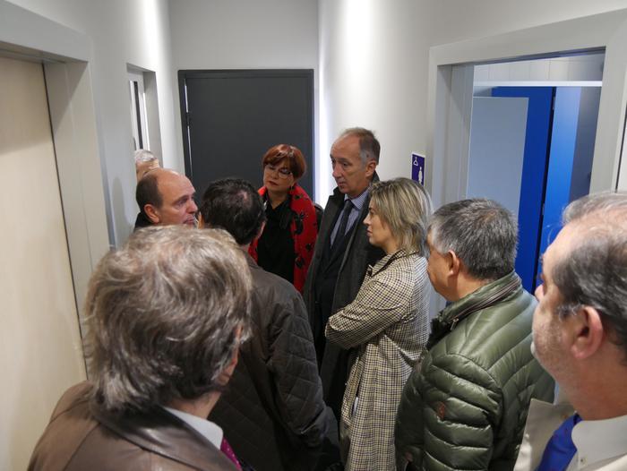 Gaur inauguratu dute Orozkoko anbulatorio berria - 29
