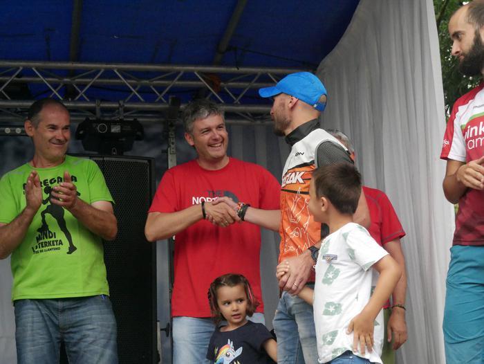 Pello Moreno eta Maider Urtaran garaile Peregaña Igoeraren V. edizioan - 29