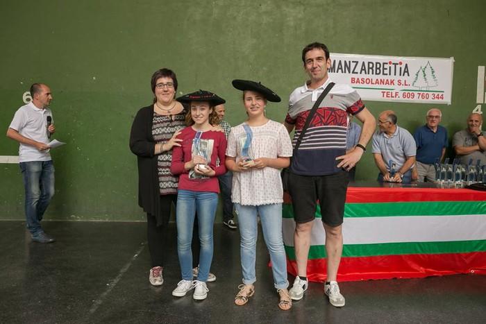 Herriko pilota txapelketa jokatu zuten asteburuan - 29