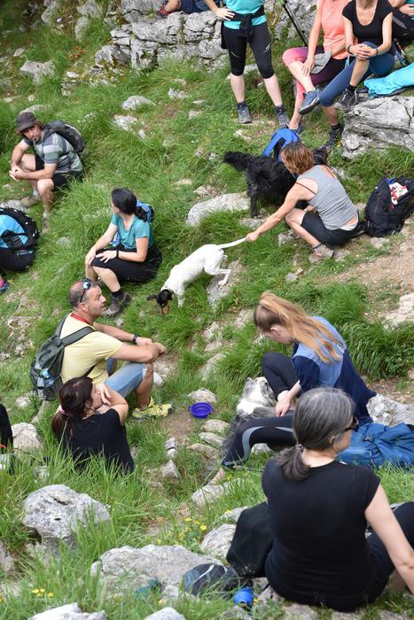 Itxina zeharkatu zuten igandean euskara praktikatzeko - 17