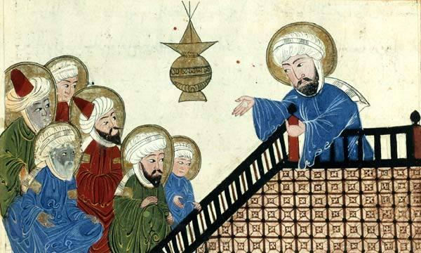 Islama jaio zenekoa