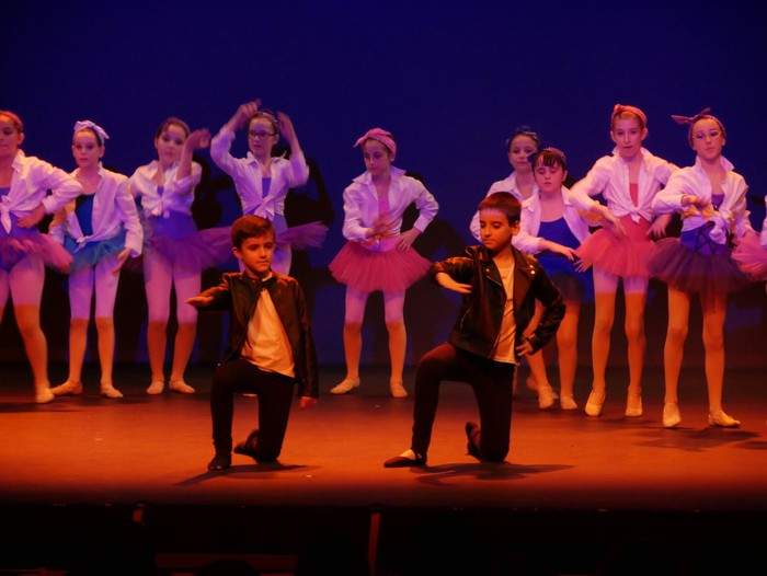 Ballet gala, San Fillippo sindromearen alde - 40