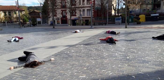 Indarkeria matxistaren aurka mobilizatu dira eskualde osoan - 21
