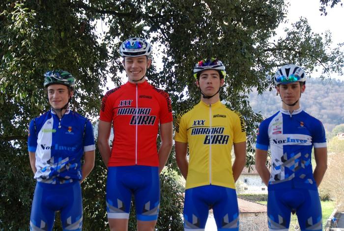 Ivan Romeok eta Olatz Caminok irabazi dute Aiara Birako aurtengo edizioa - 44