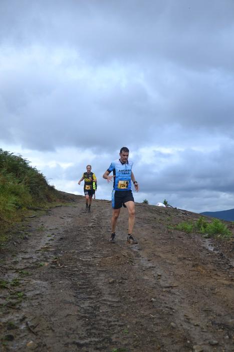 Iñaki Isasi eta Maider Urtaran izan ziren irabazleak Areta Trail probaren III. edizioan - 249