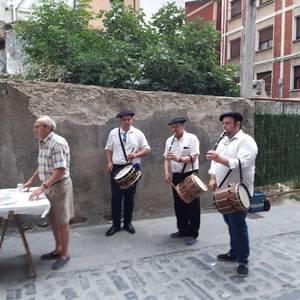 San Roman omenduz ospatu dituzte Orruño kaleko jaiak