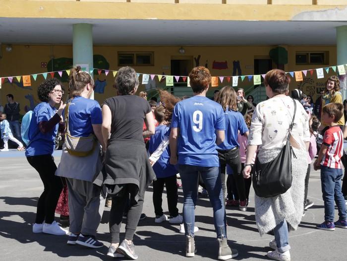 Bizilagun ugari inplikatu dira Lamuza Ikastetxearen 50. urteurrenaren jaian - 5