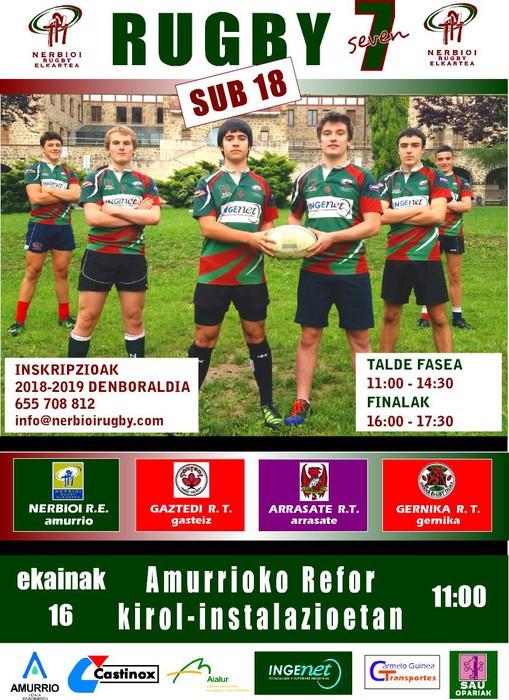 Amurrioko Rugby 7 Txapelketa