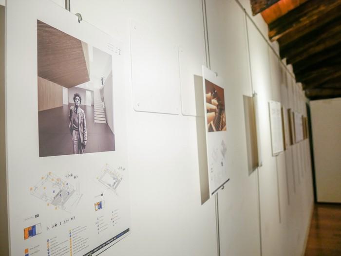 Laudio Antzokiaren proiektua, Kultur etxean ikusgai - 2