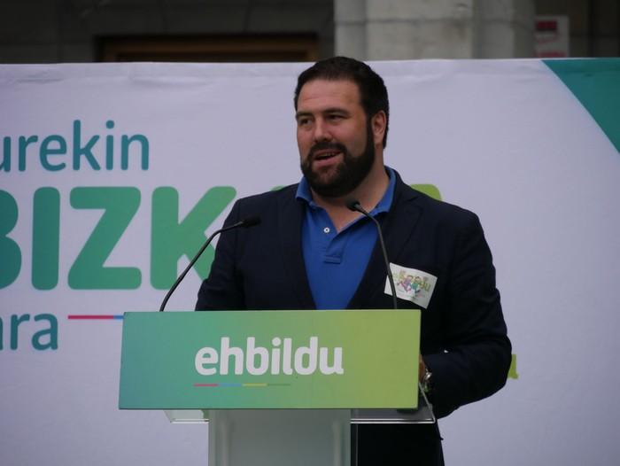 """EH Bildu: """"Udala kudeatzen onenak izan garela demostratu dugu"""" - 4"""