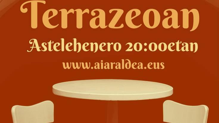 """""""Terrazeoan"""" telebista programa estreinatuko du gaur Aiaraldea hedabideak"""