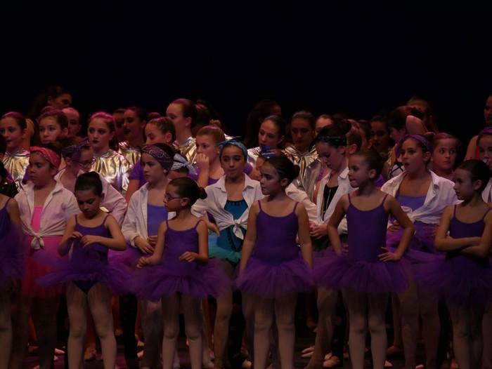 Ballet gala, San Fillippo sindromearen alde - 80