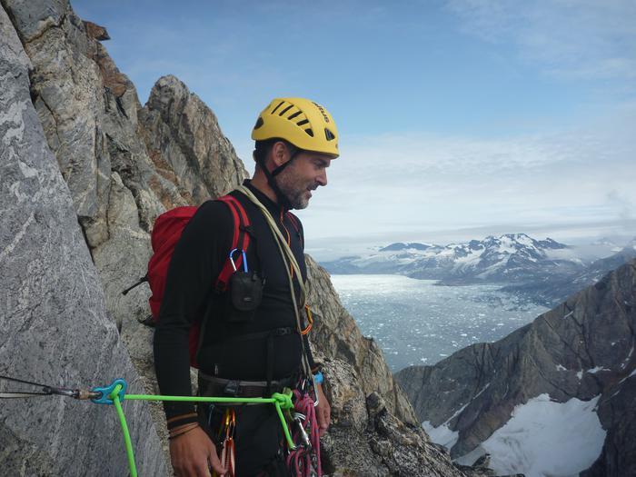 [UDARIKLIK] Groenlandian eskalatzeko icebergak ekidin behar izan ditu Zigor Egiak - 41