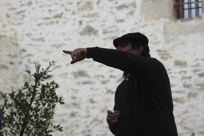 Ehunka ekoizlek eta bisitarik egin dute bat San Anton azokan - 40