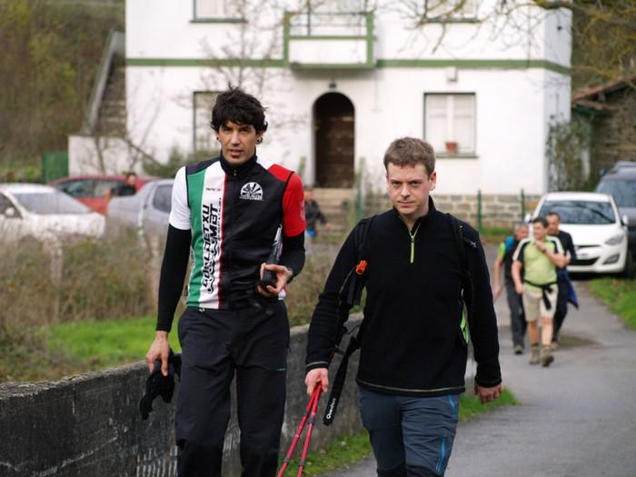 Giro onean ospatu dute Saratxoko Jaien lehen zatia - 56