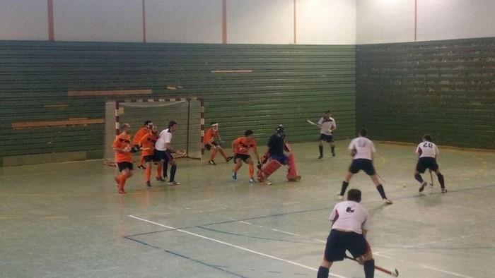Ganbegi Hockey Taldeak Espainiako Sektor Fasea jokatuko du asteburuan kiroldegian - 1