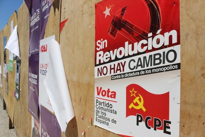 Unidos Podemos izan da indar bozkatuena eskualdean eta alderdi abertzaleek behera egin dute