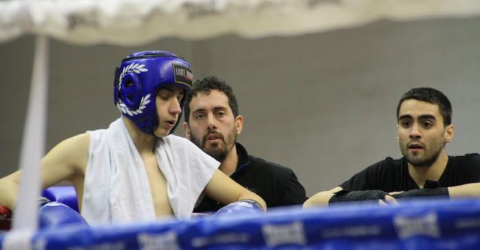 Eskualdeko bi txapeldun eta txapeldunorde bat Euskadiko Kick Boxing lehiaketan