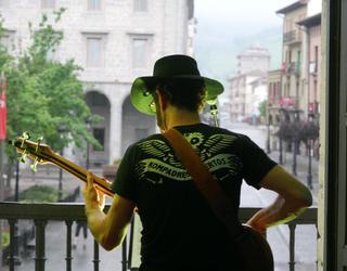 """""""Orduña, la Memphis de Bizkaia"""" musika dokumentala abuzturako prest egotea espero du zuzendariak"""