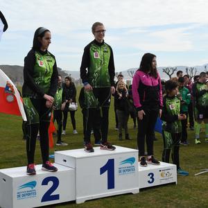 Atletismo Egokituko Espainiako txapelketan bigarren geratu da Olaia Gurrutxaga