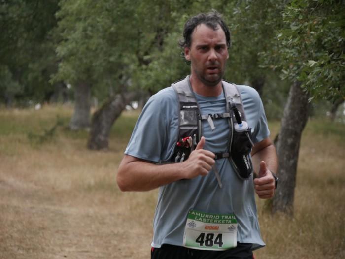 Beatriz Delgado eta Jon Vegas garaile Amurrio Trail Lasterketaren VIII. edizioan - 29