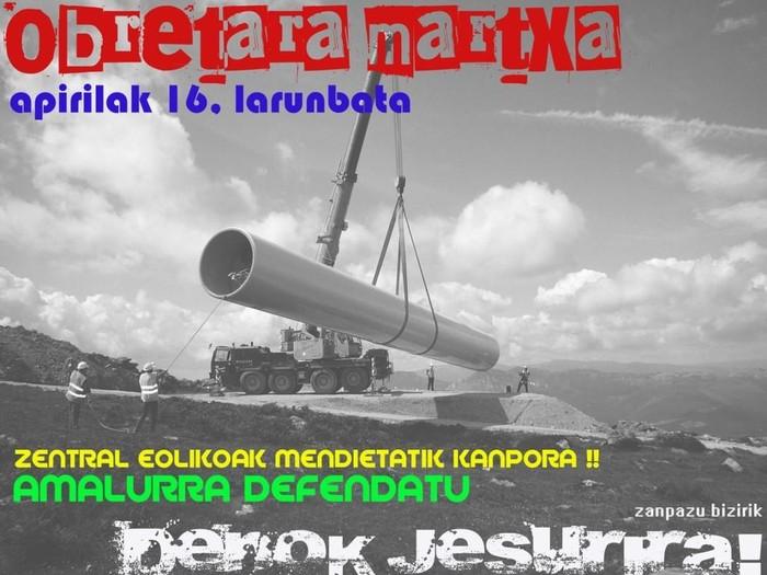 Jesuriko zentral eolikoaren obrak hurrengo hilabetetan hasiko dira - 4