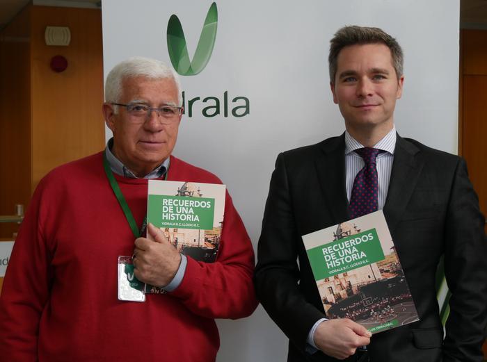 Vidrala-Llodio BC saskibaloi klubari buruzko liburua idatzi du Pedro Ormazabalek
