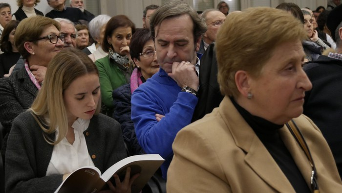 Interes handia sortu du Juan Ibarrola militar laudioarrari buruzko biografiaren aurkezpenak - 2