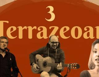 Terrazeoan: Leire Ugadiren olerkiak, Serapio Lopezen bertsoak eta Xabi Basterraren musika