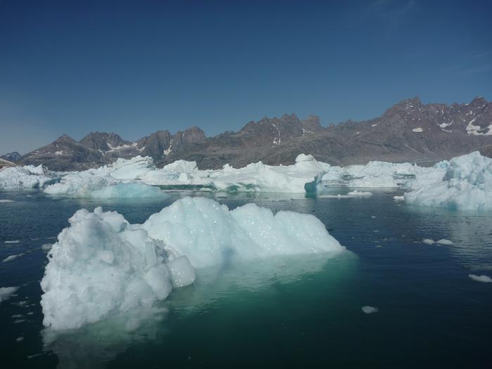 [UDARIKLIK] Groenlandian eskalatzeko icebergak ekidin behar izan ditu Zigor Egiak - 32