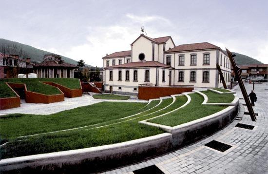 Eusko Legebiltzarreko Kultura Batzordeko kideek Artziniega Museoa bisitatuko dute gaur