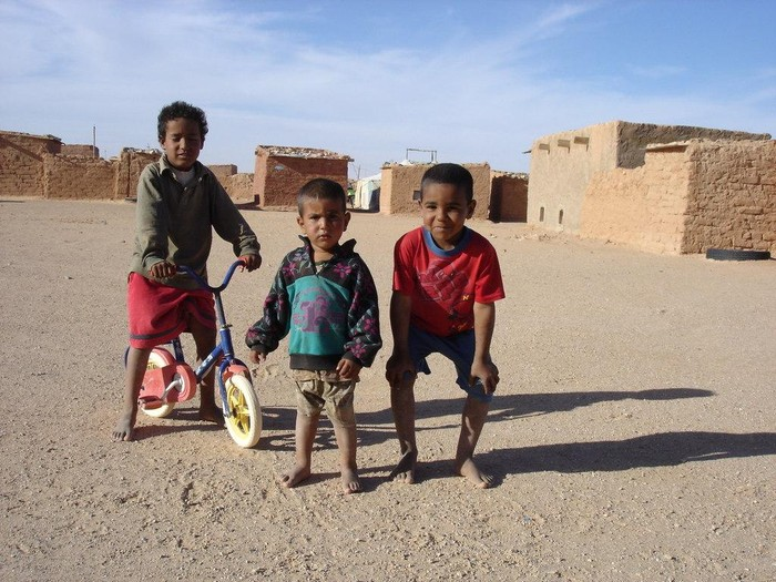Sahararako 200 mendi-bizikleta