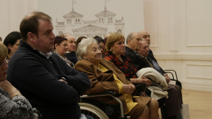 Interes handia sortu du Juan Ibarrola militar laudioarrari buruzko biografiaren aurkezpenak - 14