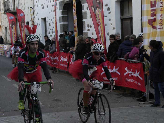Ander Ganzabalek irabazi du San Silbestre lasterketa jendetsua - 134