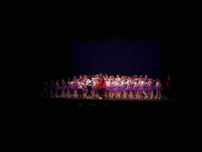 Ballet gala, San Fillippo sindromearen alde - 74
