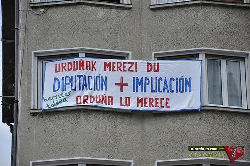 Bizkaiko Foru Aldundiak 251.313 eurotako laguntza emango dio Urduñako udalari
