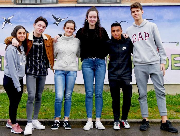 European Youth Parliament ekimenean parte hartu dute Laudio Institutuko 6 ikaslek