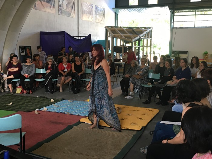 Aiaraldeko emakume feministen topaketa argazkitan - 23