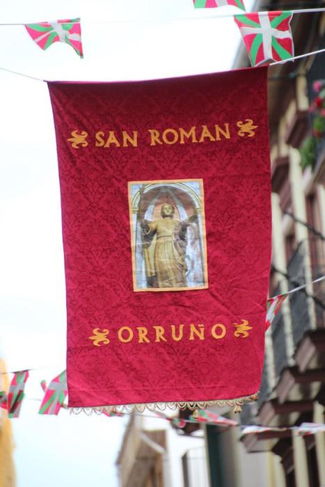 San Roman omenduz ospatu dituzte Orruño kaleko jaiak - 7