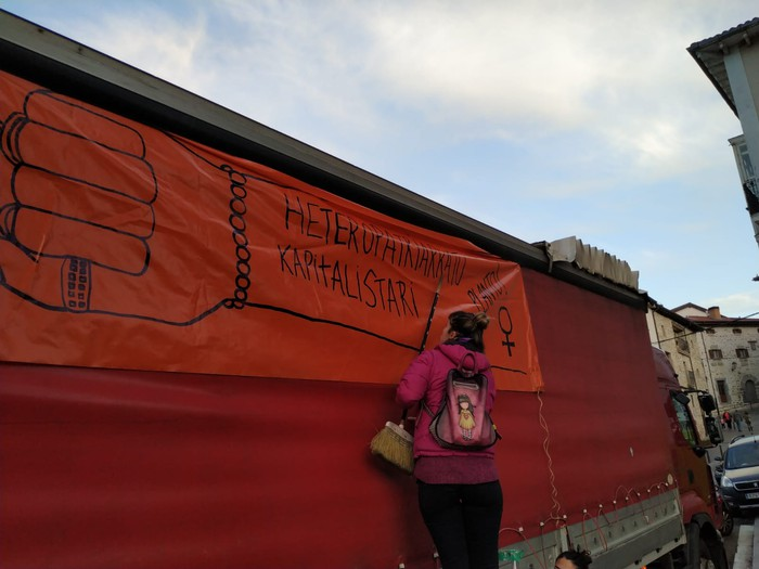 Otsati Feministaren greba eguneko argazkiak - 9