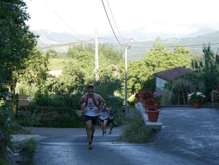 Felipe Larrazabal eta Maider Urtaran garaile San Joan Astobitzako krosean - 35